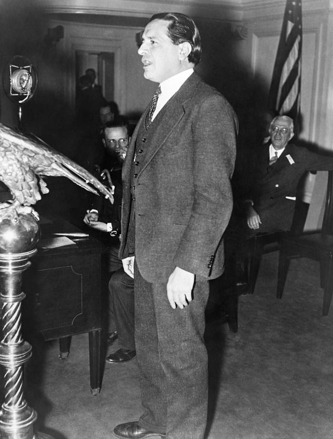 1934 Photograph - Harry Anslinger (1892-1975) by Granger