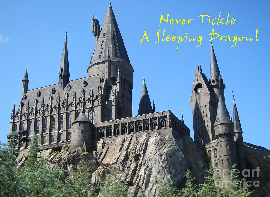 Harry's Hogwarts by Marguerita Tan