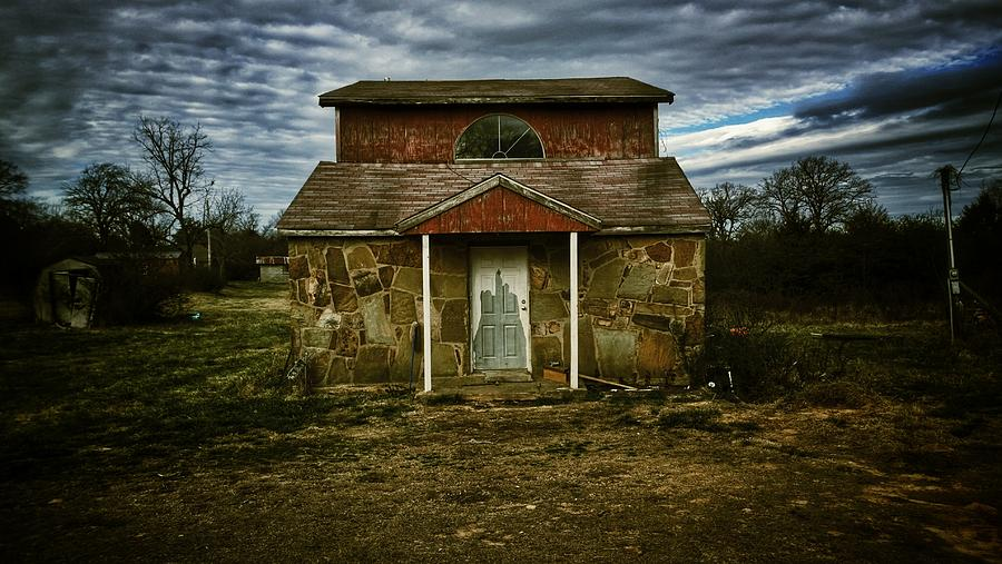 Abandon Photograph - Hatching House by Tommy Wallace