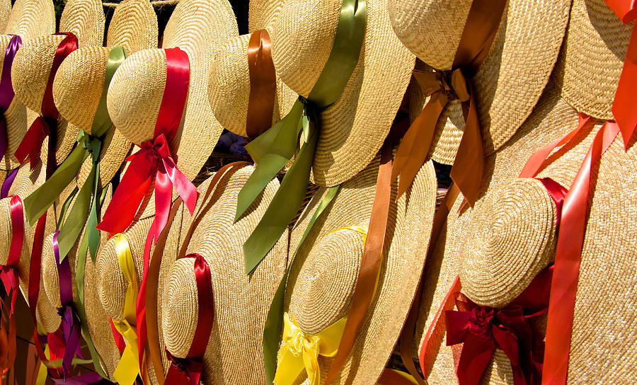 Architecture Photograph - Hats Galore by Kathi Isserman
