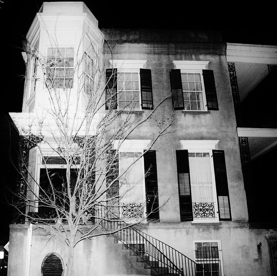 Haunted House Photograph - Haunted by Tammy Davis