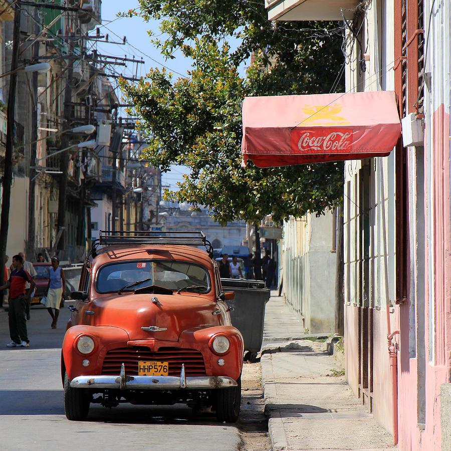 Havana 30 Photograph
