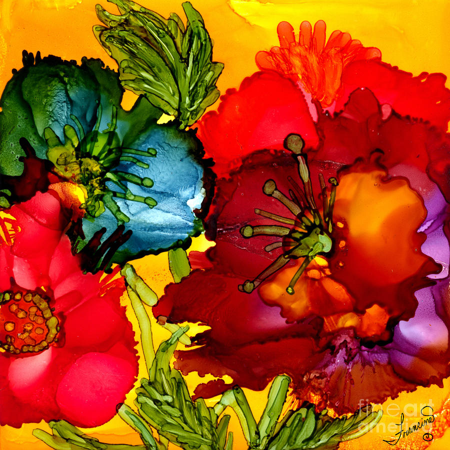 Have Some Color Today by Francine Dufour Jones