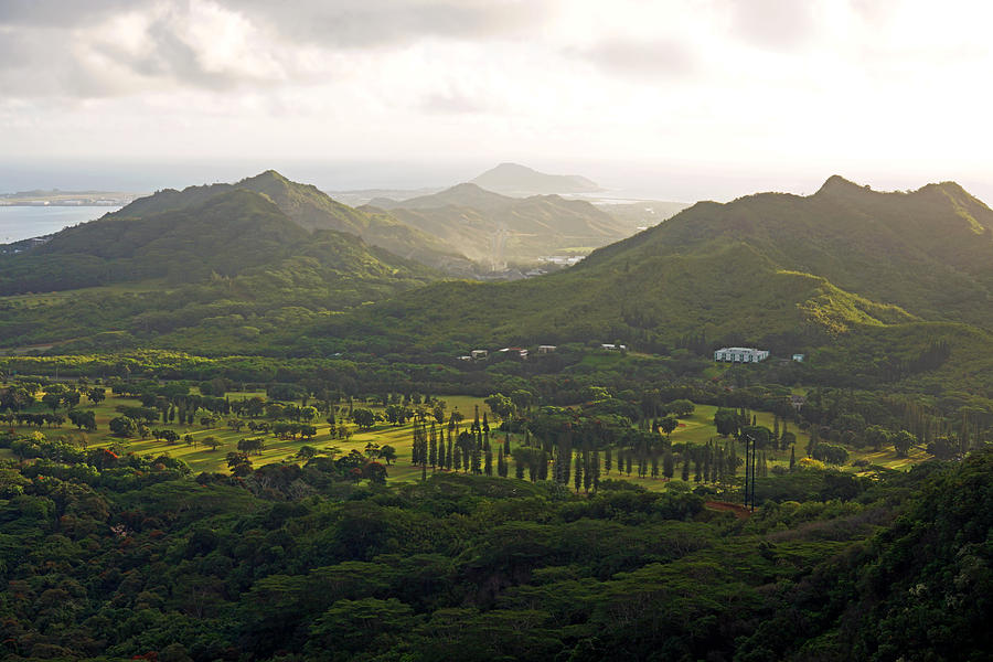 Hawaii Pacific University Photograph - Hawaii Pacific University by Kevin Smith