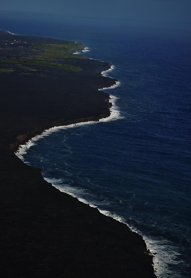 Pacific Ocean Photograph - Hawaiian Goddess Meets The Sea by Tara Miller