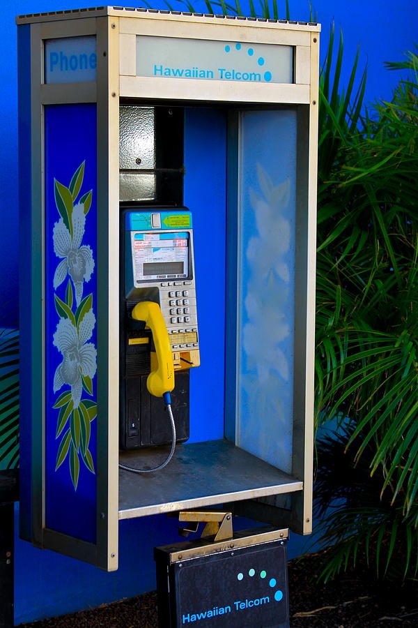 Hawaiian Telcom Photograph by Karon Melillo DeVega