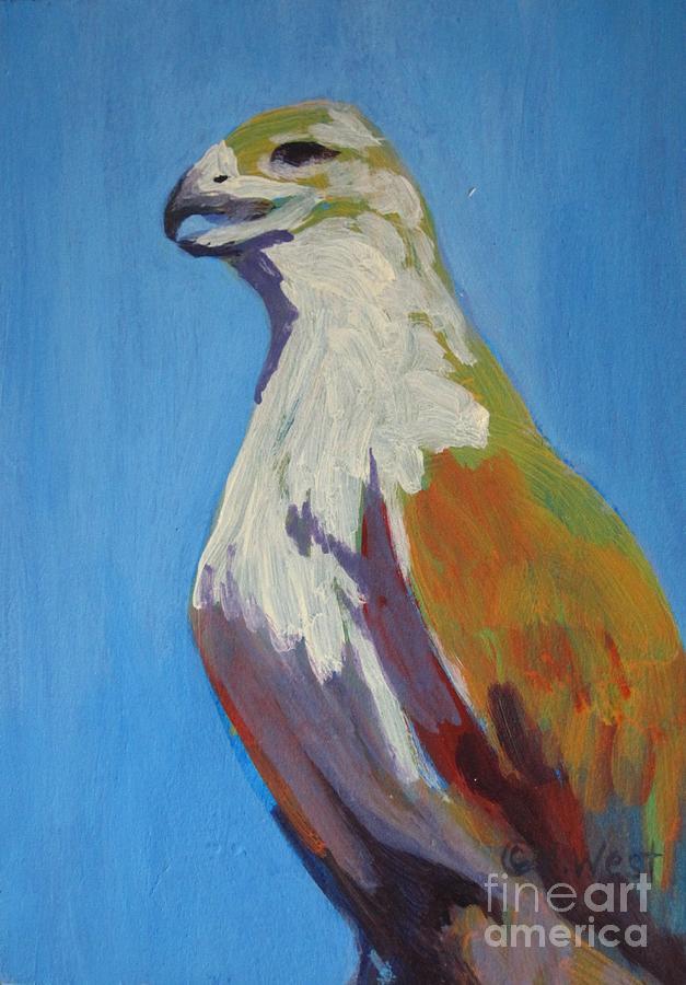 Hawk Eye by Katrina West