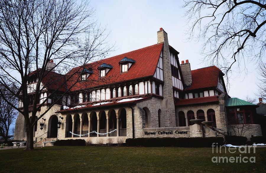 Historic Landmark Photograph - Hayner Cultural Center  by Rachel Barrett