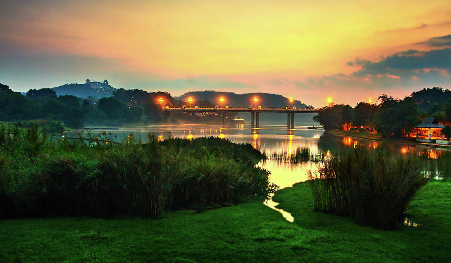 Haze Photograph by Jemang  Images