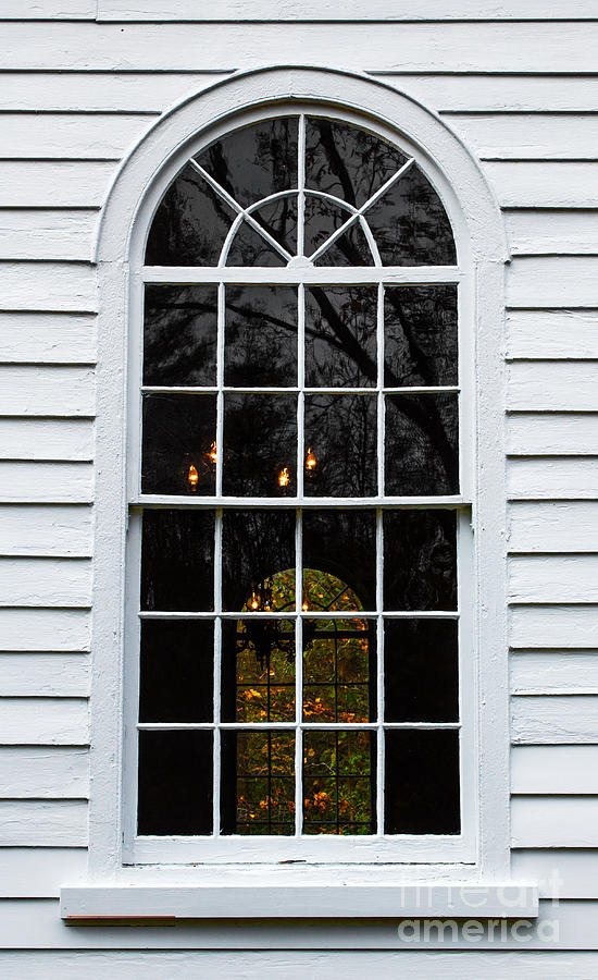 Worship Photograph - He Hears Our Prayers On Both Sides Of The Window by Barbara McMahon