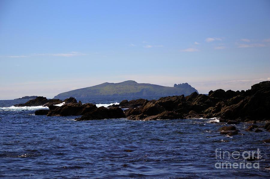 Blasket Islands Photograph - He Sleeps by PhotoLily Photography