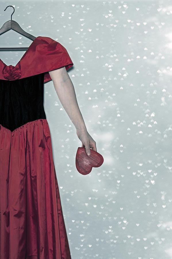 Dress Photograph - Headless Love by Joana Kruse