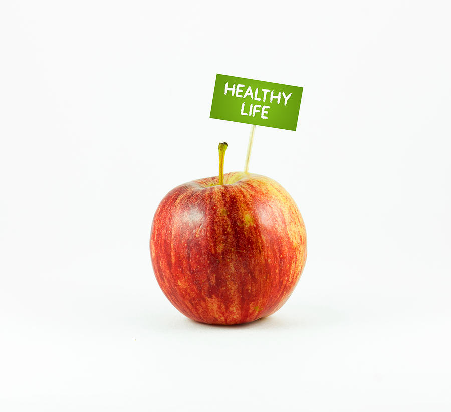 Healthy Photograph - Healhty Life by Aged Pixel