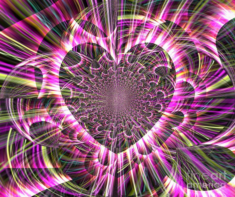 Heart And Soul In God's Hands Digital Art by Fania Simon