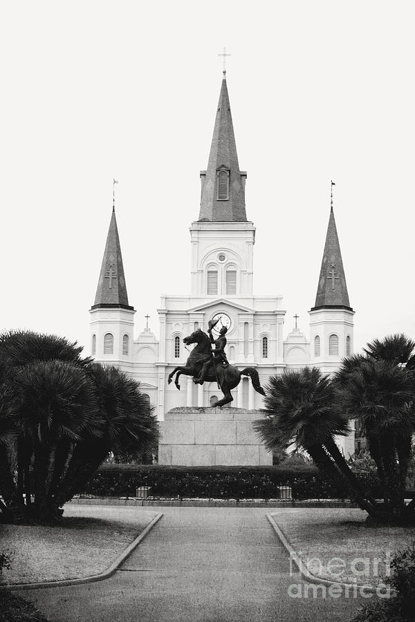 New Orleans Photograph - Heart and Soul of New Orleans by Kim Fearheiley
