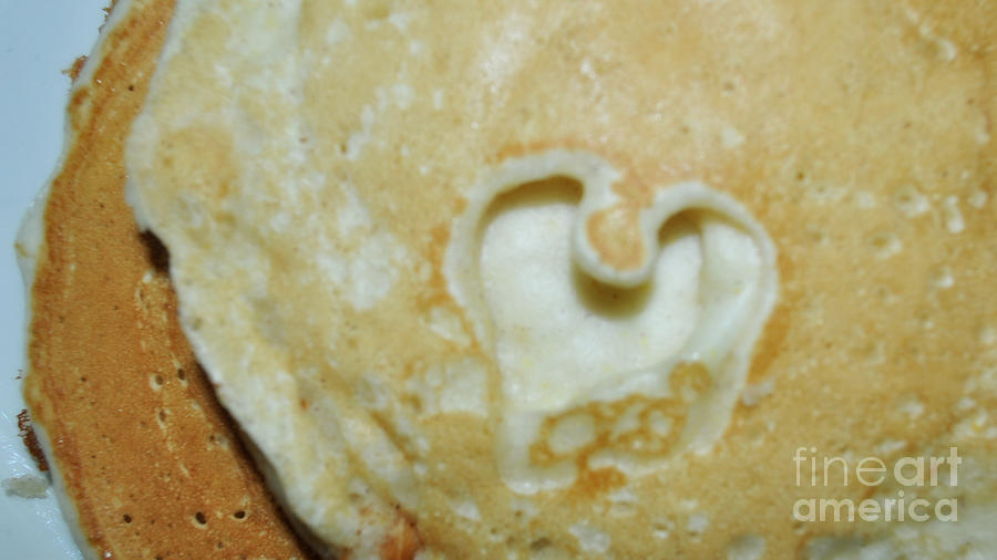 Heart Photograph - Heart Cakes by Mindy Bench