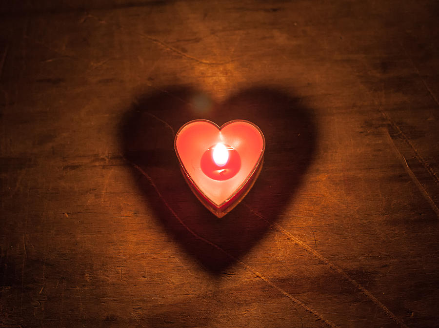 Heart Light by Aaron Aldrich
