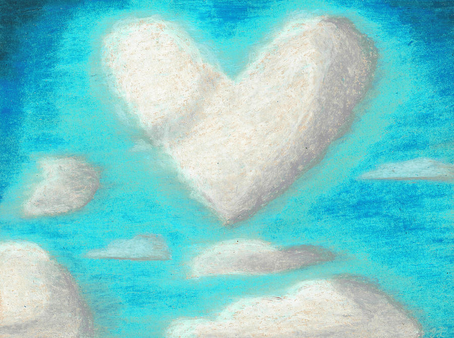 Heart Of The Sky Pastel