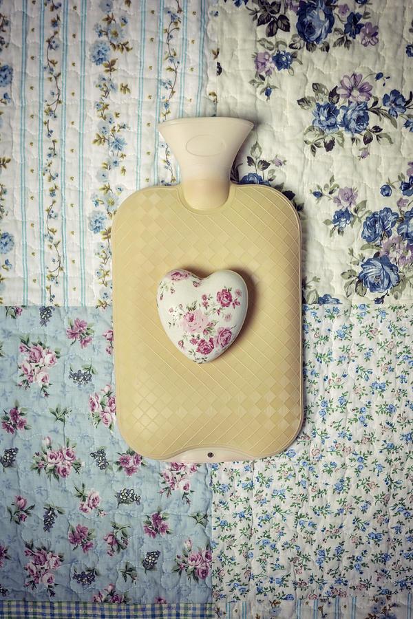Hot-water Bottle Photograph - Hearty Hot-water Bottle by Joana Kruse