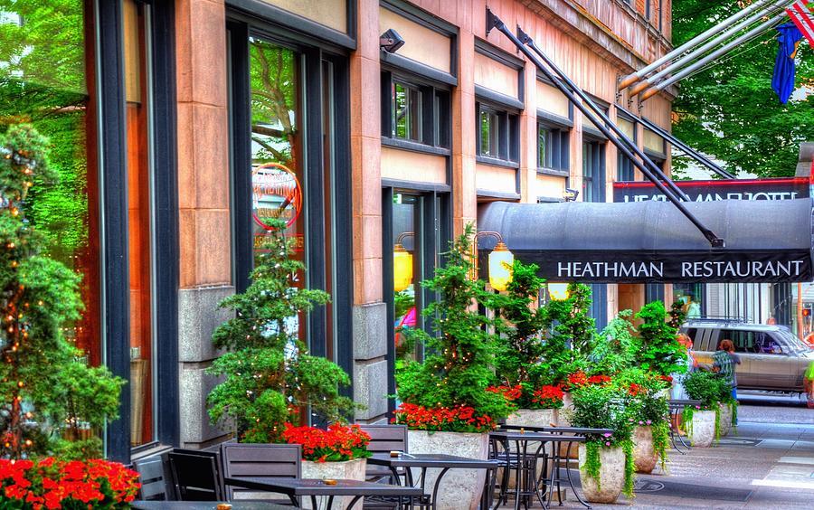 Heathman Restaurant 17368 Photograph