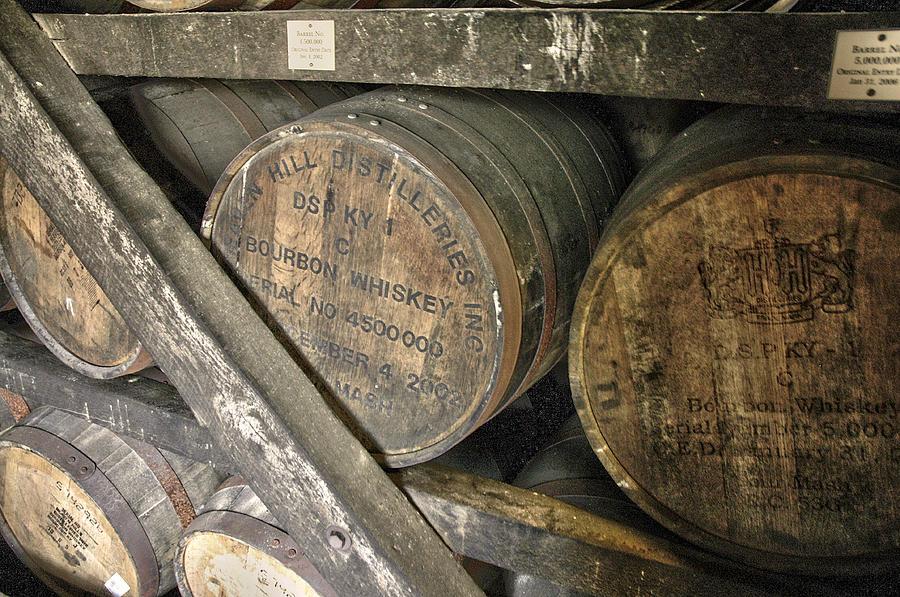 Heaven Hill Barrel 4500000 Photograph