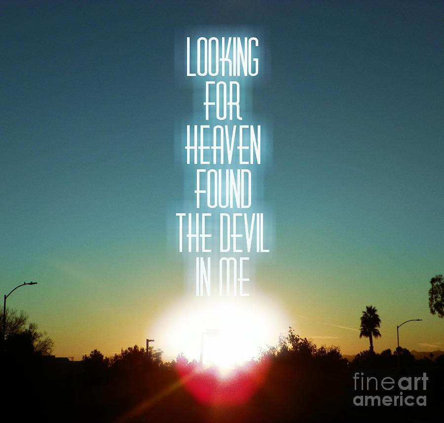 Heaven Photograph - Heaven by Jennifer Kimberly