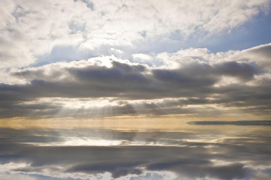 Sunset Photograph - Heaven by Matthew Gibson