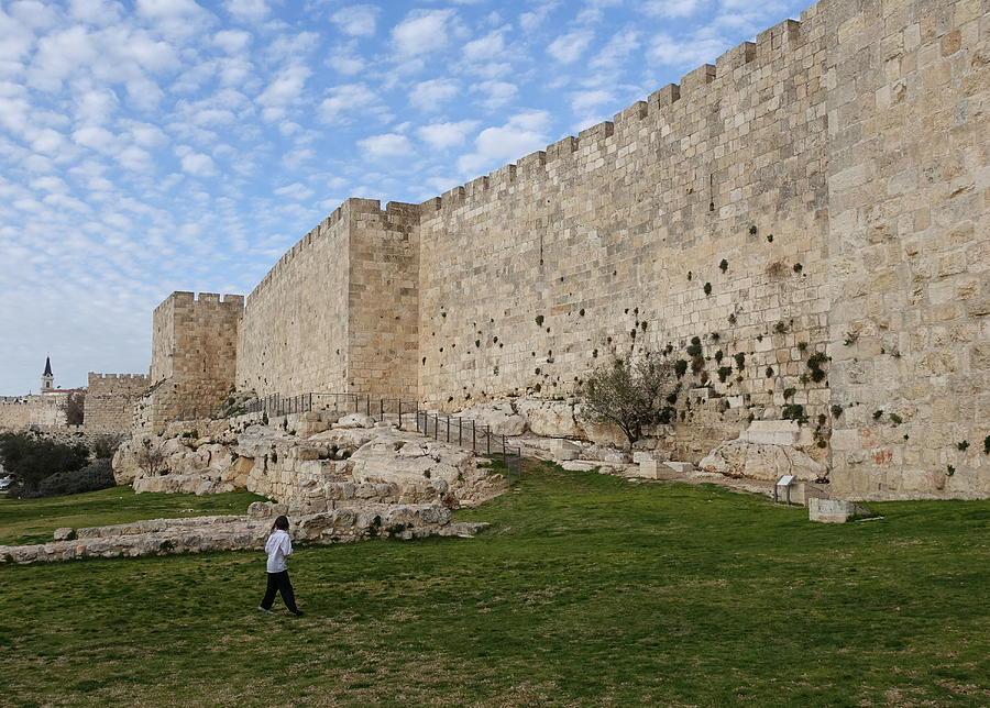 Heavenly Jerusalem by Rita Adams