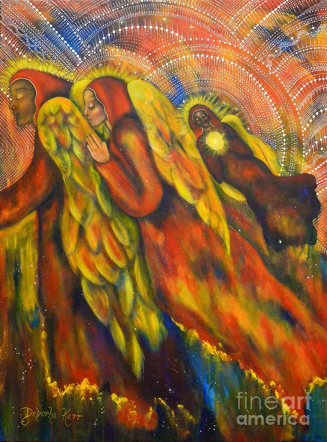 HEAVENLY MESSENGERS by Deborha Kerr