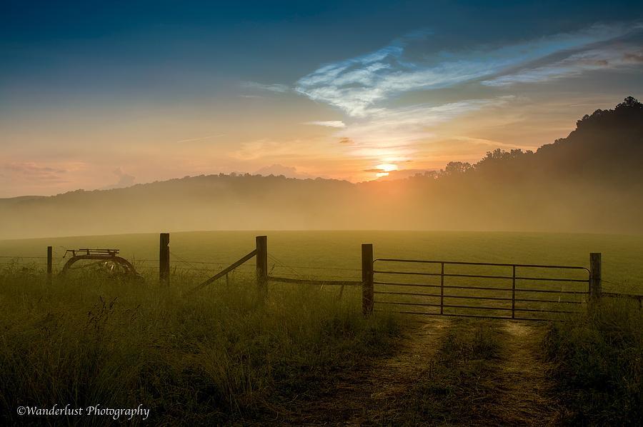 Heaven Photograph - Heavens Gate by Paul Herrmann