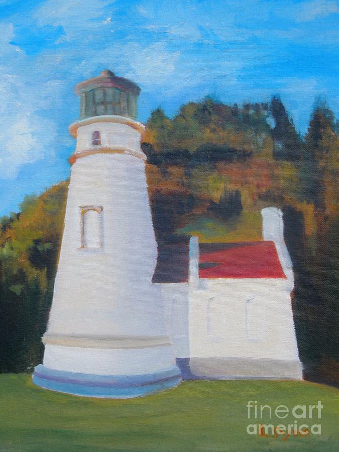 Heceta Head Lighthouse by Liz Snyder