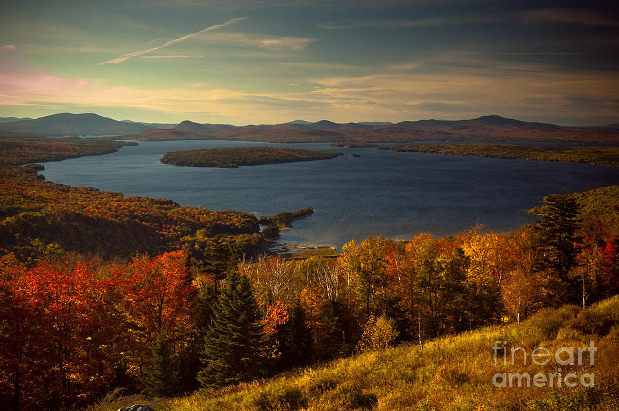 Height of land maine photograph by alana ranney for Free land maine