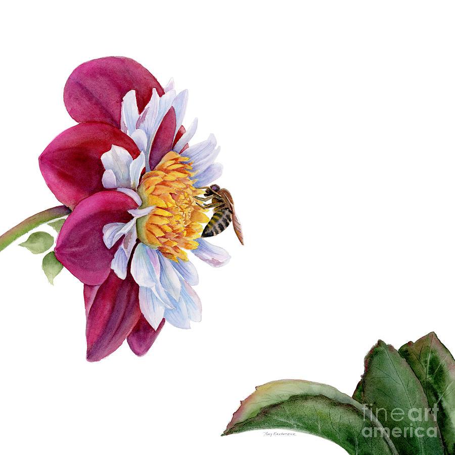 Hello My Flower Painting