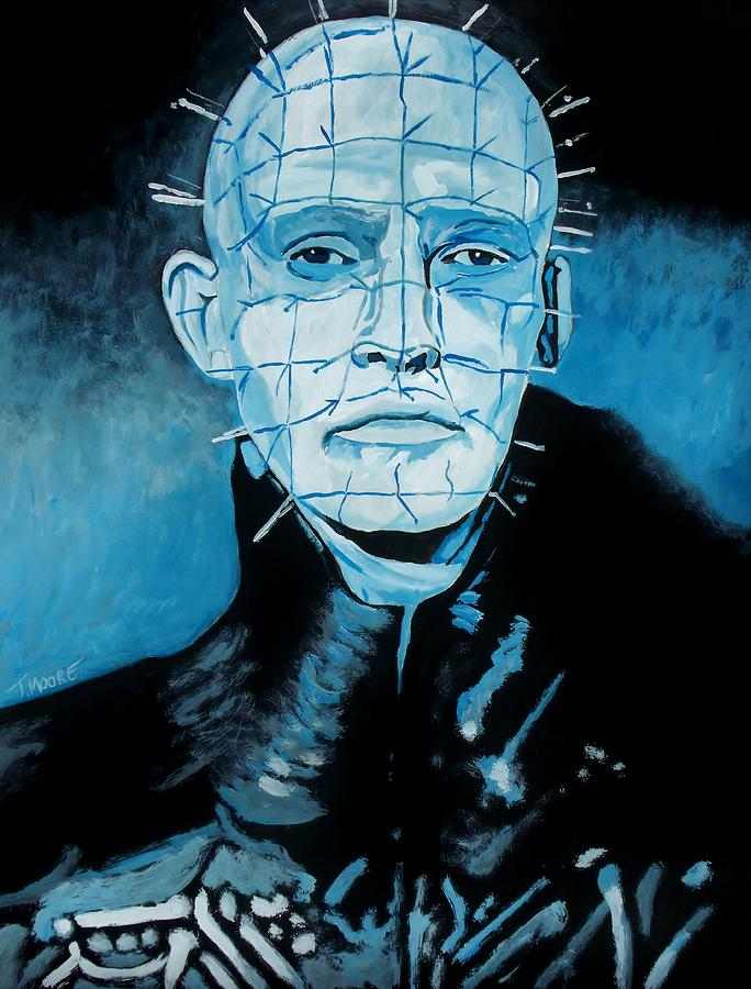 Hellraiser Painting By Jeremy Moore