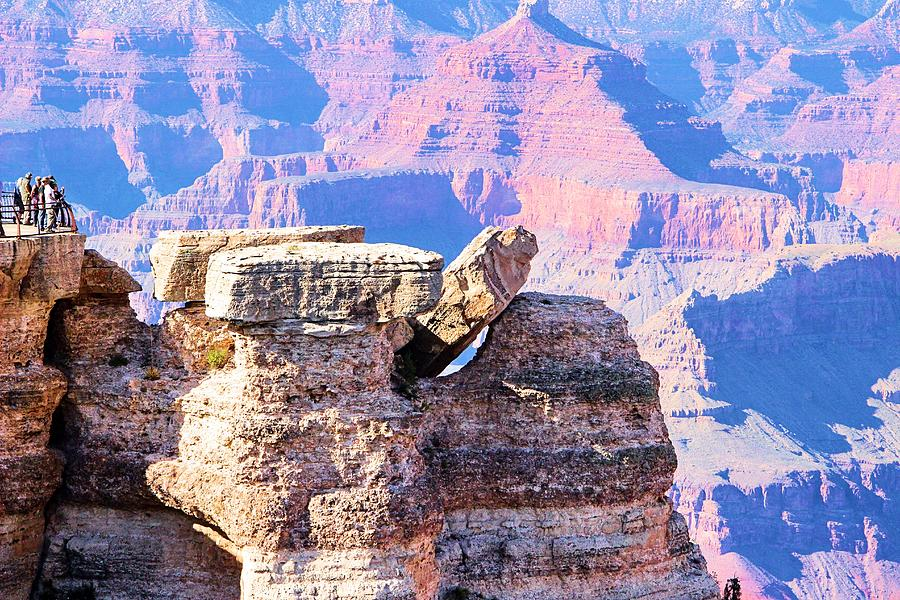 Grand Canyon Photograph - Help Ive Fallen And I Cant Get Up by Marv Russell