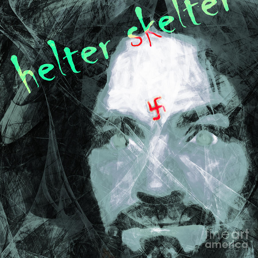 Helter Skelter 20141213 Square V3 Photograph by Wingsdomain Art ...