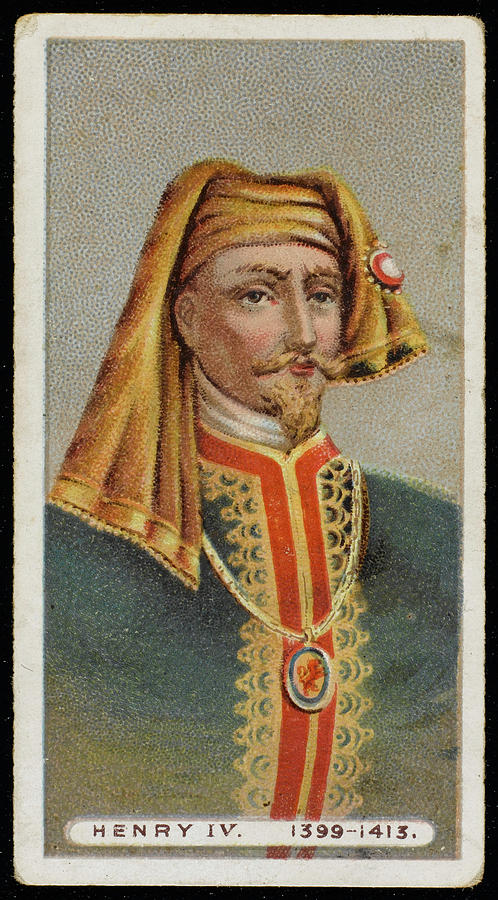 Henry Iv Of England (1366 - 14...