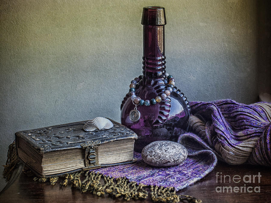 Favorite Photograph - Her Favorite Things by Terry Rowe