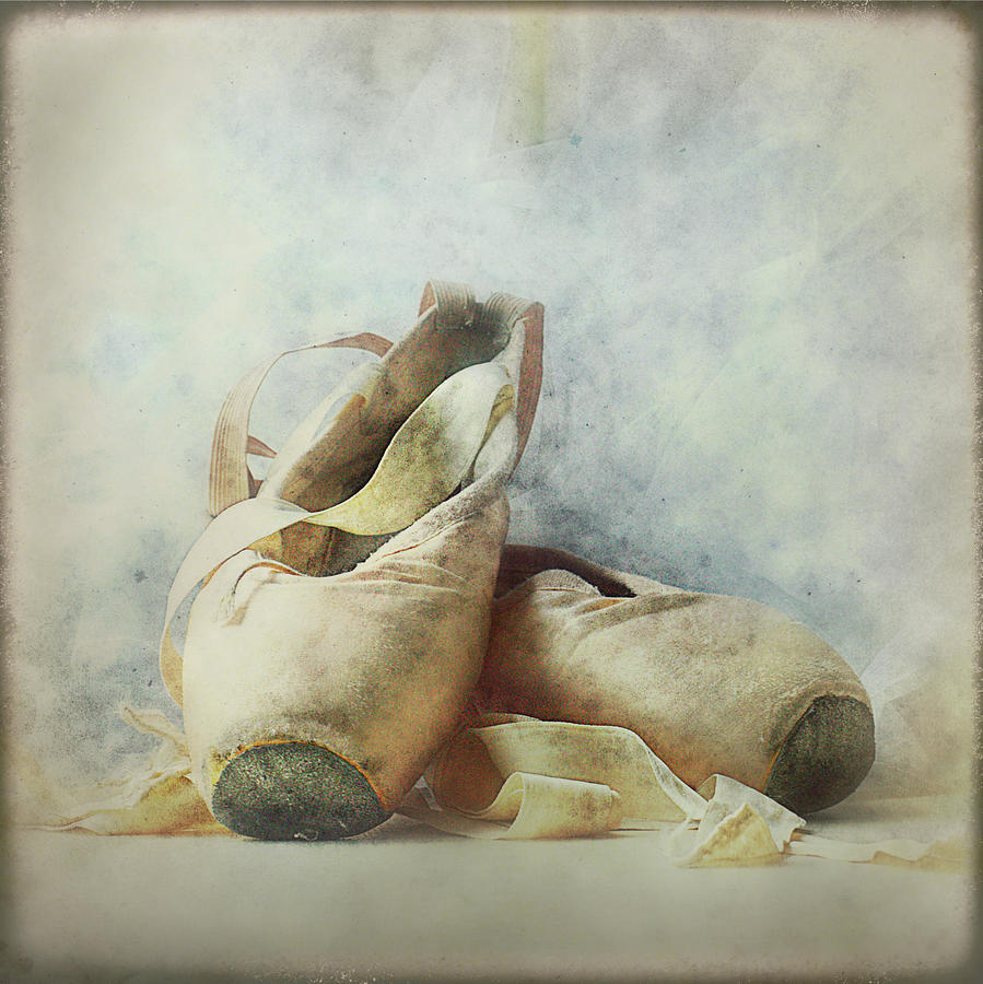 Her Life, Her World....her Shoes Photograph by Bob Van Den Berg Photography