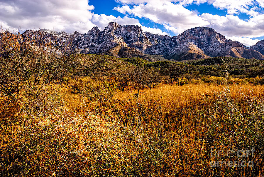 Arizona Photograph - Here To There by Mark Myhaver