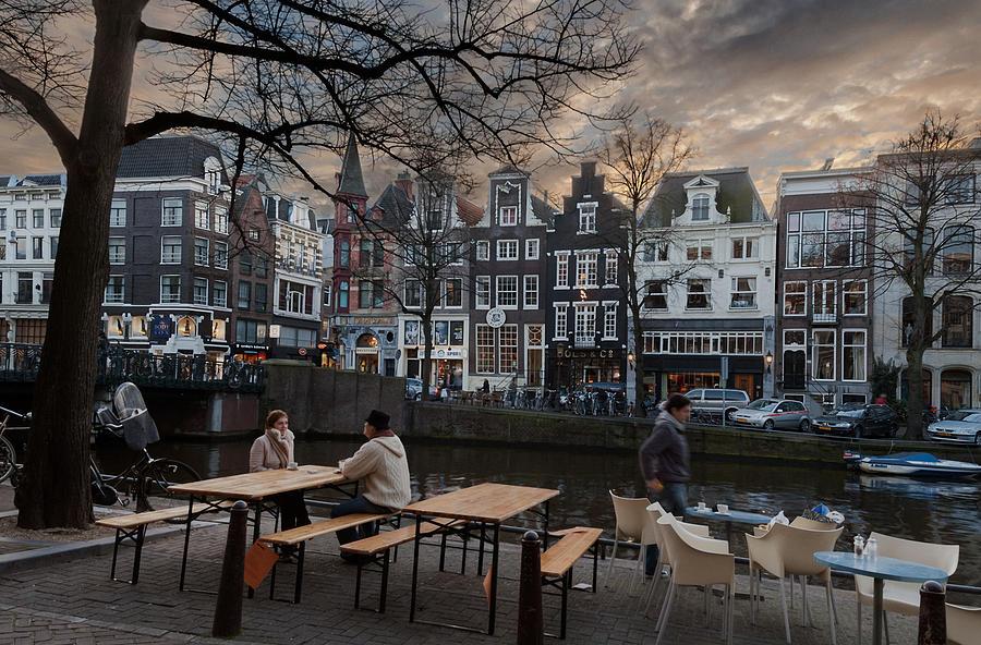 Holland Photograph - Kaizersgracht 451. Amsterdam. Holland by Juan Carlos Ferro Duque