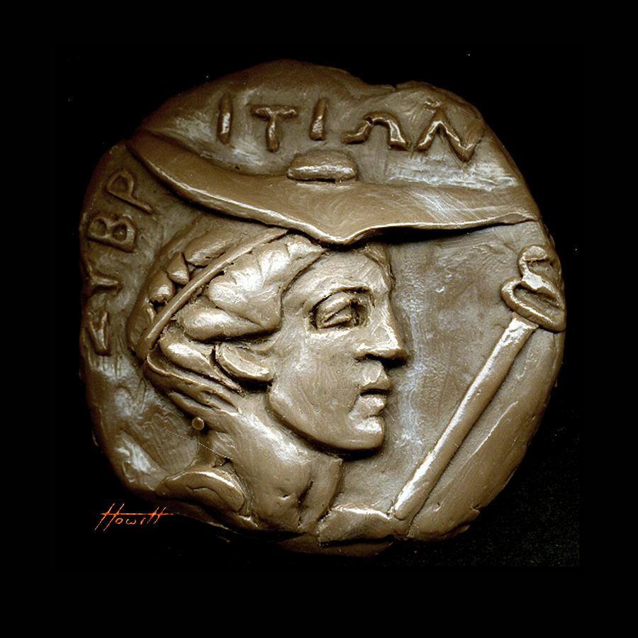 Hermes Sculpture - Hermes 2 by Patricia Howitt
