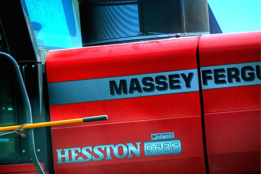 Hesston 15452 Photograph