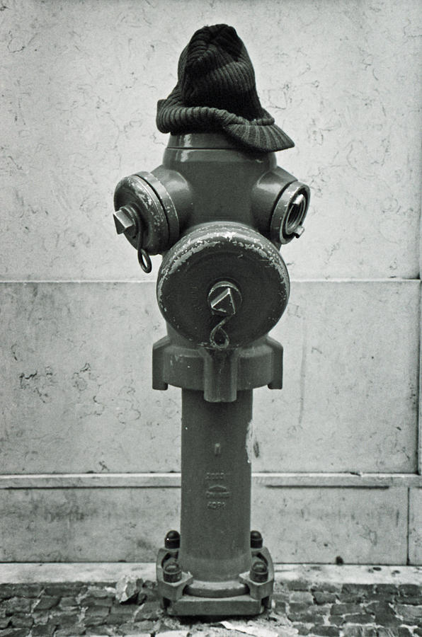 Fire Hydrant Photograph - Hey Mister by Tony Santo