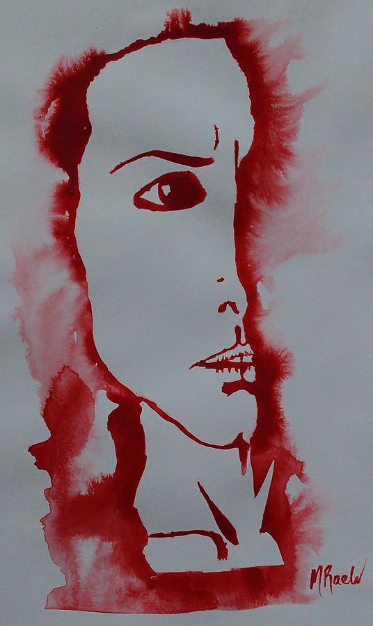 Hidden Anger Painting