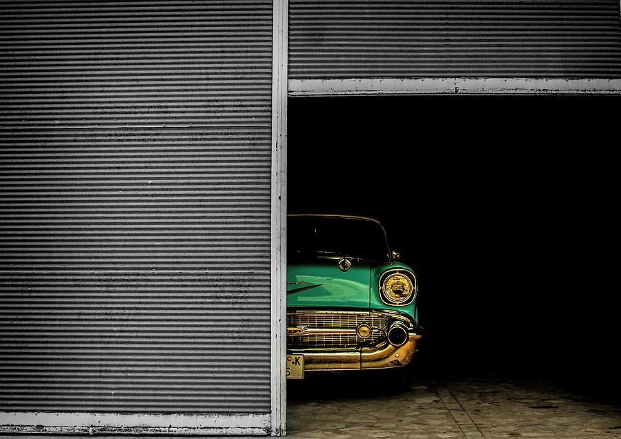 Car Photograph - Hidden Beauty by Umut Aydin