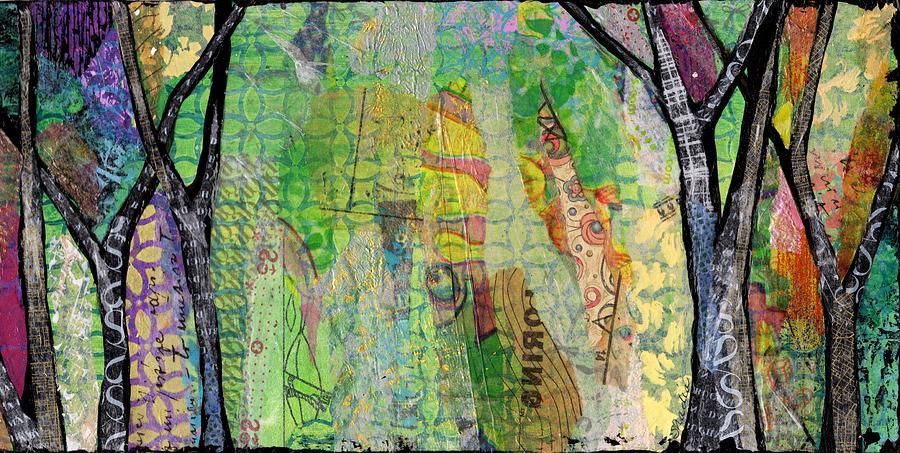 Hidden Forests II Painting