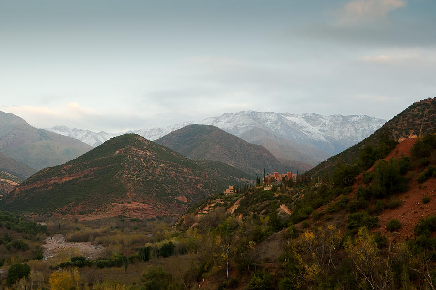 2010 Photograph - High Atlas by Daniel Kocian