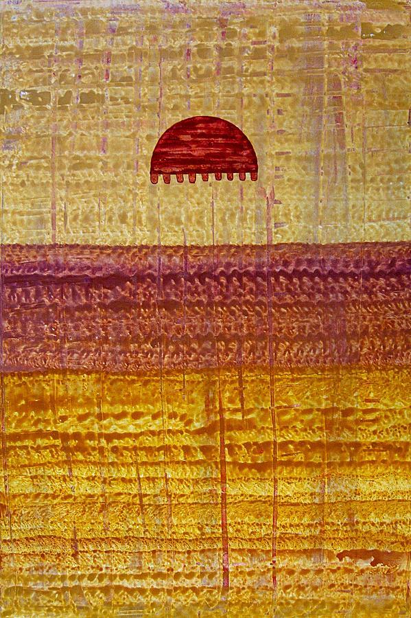 Painting Painting - High Desert Horizon Original Painting by Sol Luckman