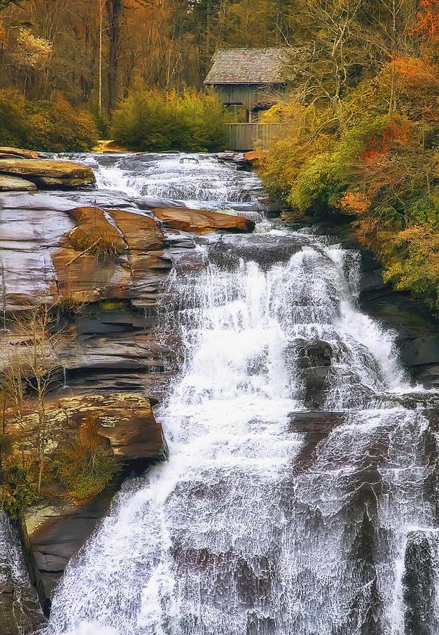 High Falls Photograph